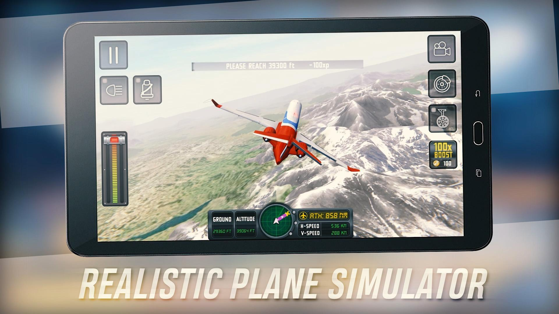 Flight Sim 2018 for Android - APK Download