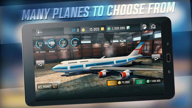 Flight Sim 2018 poster