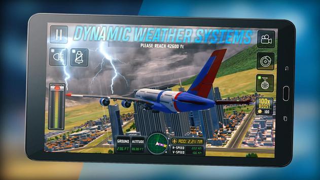 Flight Sim 2018 screenshot 13