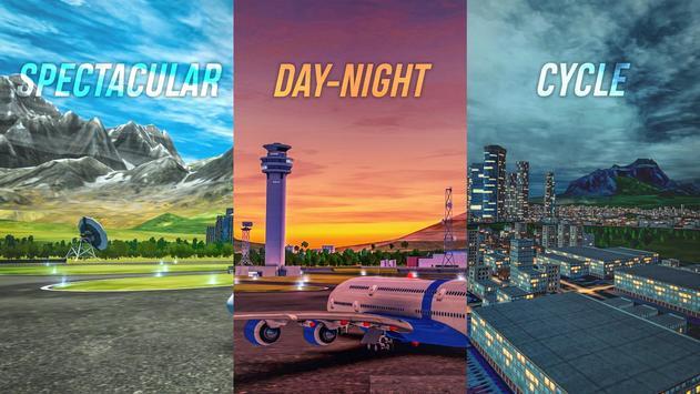Flight Sim 2018 screenshot 12