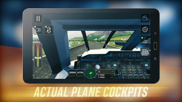 Flight Sim 2018 screenshot 18