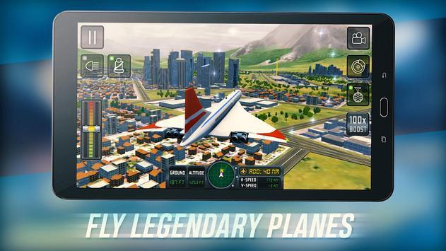 Flight Sim 2018 screenshot 23