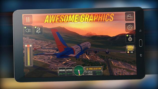 Flight Sim 2018 screenshot 22