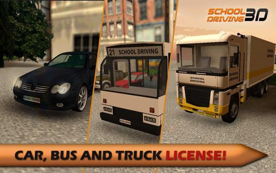 School Driving 3D screenshot 10