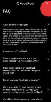 6 Schermata VocalFeel