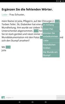 Ein Tag Deutsch screenshot 12