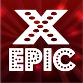 X Epic icon