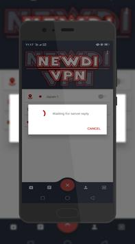 NEWDI VPN screenshot 1