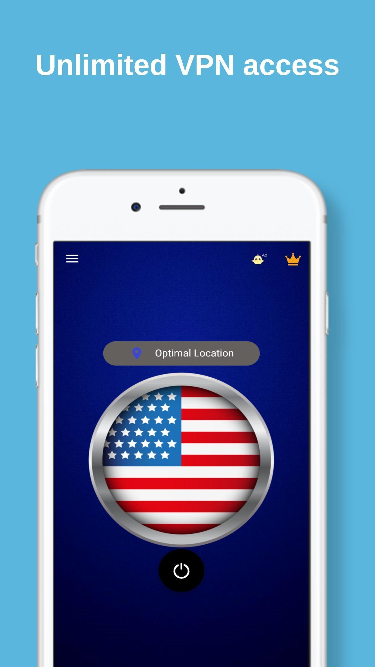 download free usa vpn for android