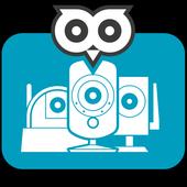 DLink IP Cam Viewer by OWLR icon