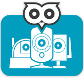 DLink IP Cam Viewer by OWLR ícone