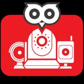 Foscam IP Cam Viewer by OWLR ícone
