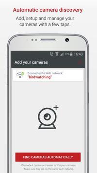 Foscam IP Cam Viewer by OWLR screenshot 2