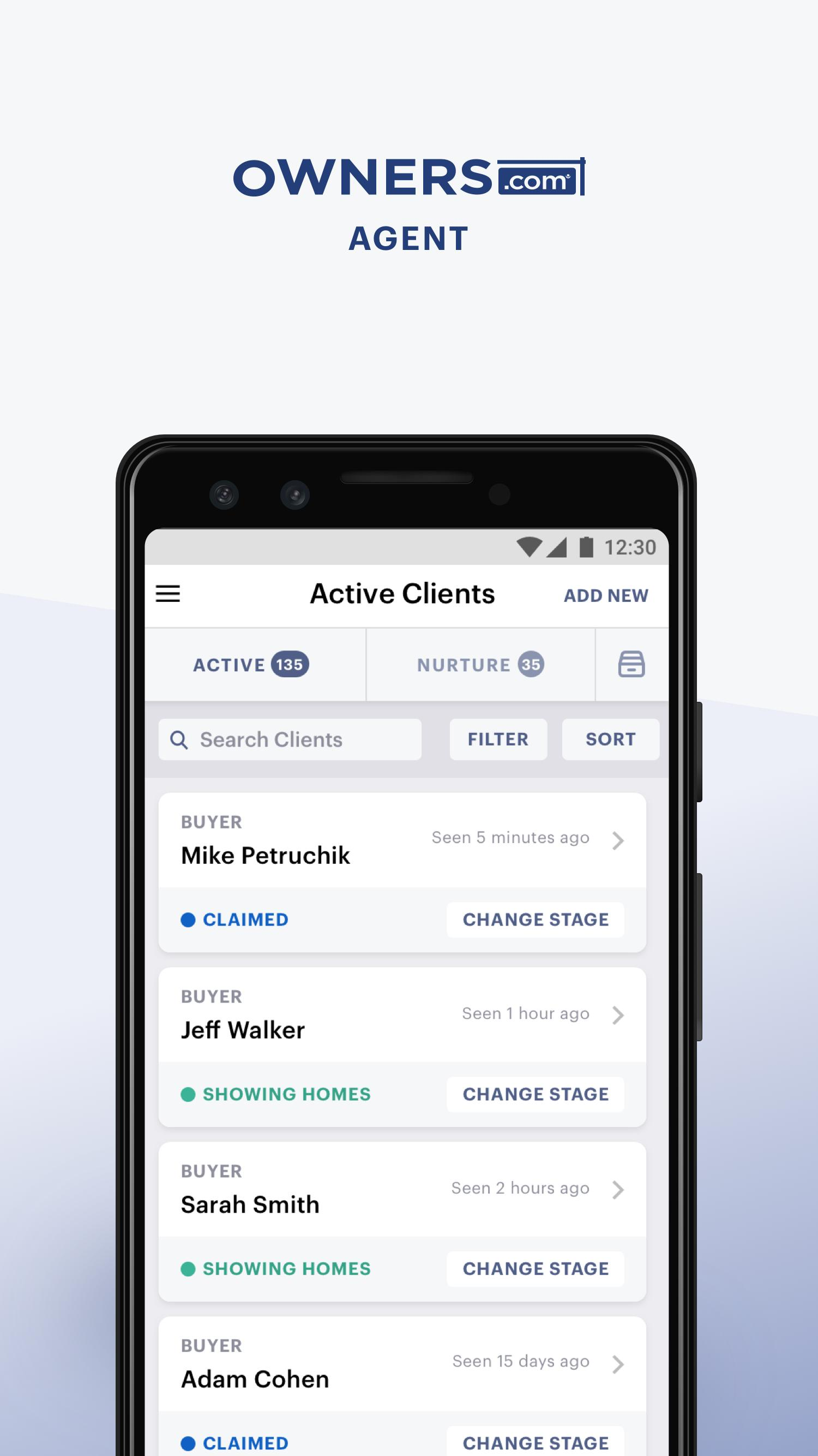 The Agent App By Owners Com For Android Apk Download