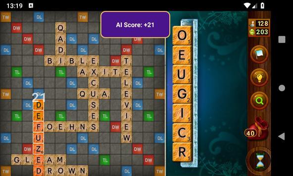 Word Games AI (Free offline games) screenshot 13