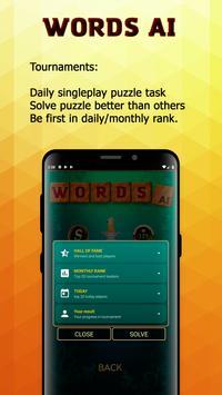 Word Games AI (Free offline games) screenshot 3