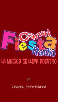 Canal Fiesta Radio poster