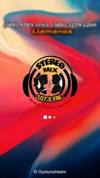 Stereo Mix 107.5 poster