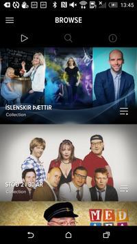 Stöð 2 Maraþon poster