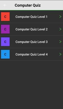 Computer Quiz - Exam screenshot 1