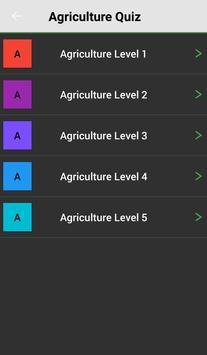 Agriculture Quiz screenshot 2