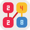 2248 Linked: Connect Dots & Pops - Number Blast icon