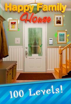 100 Doors Happy Family House screenshot 6