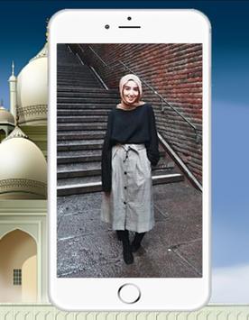 Hijab Fashion Ramadan Photo Maker screenshot 2