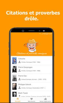 Citations Et Proverbes Drôles For Android Apk Download