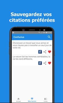 Citations et Proverbes | Confucius screenshot 3