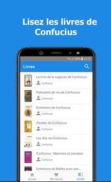 Citations et Proverbes | Confucius screenshot 1