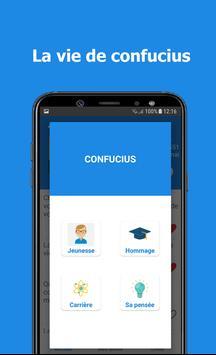 Citations et Proverbes | Confucius screenshot 4
