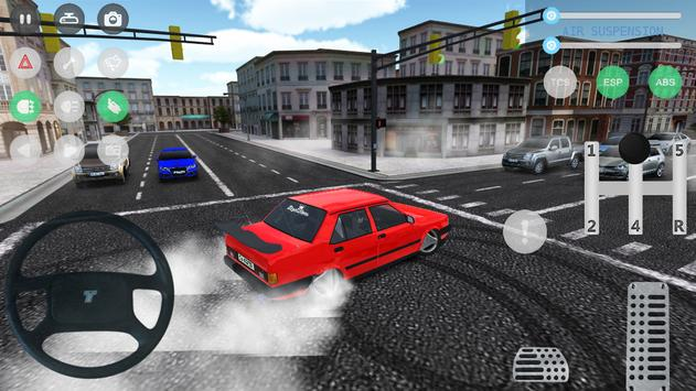 Car Parking and Driving Simulator ポスター