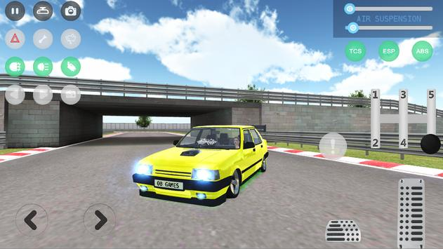 Car Parking and Driving Simulator スクリーンショット 14