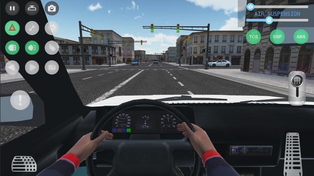 Car Parking and Driving Simulator screenshot 1