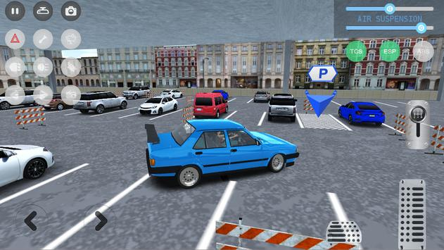 Car Parking and Driving Simulator スクリーンショット 3