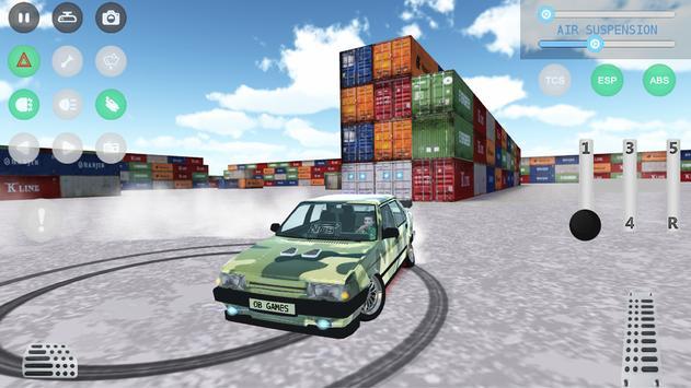 Car Parking and Driving Simulator スクリーンショット 5