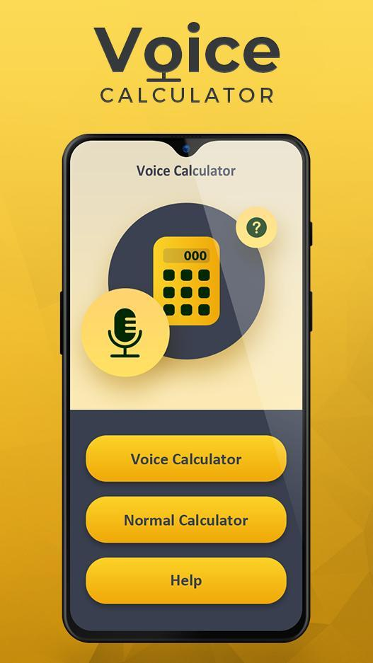 Voice Calculator 1
