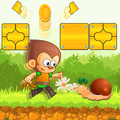 Super Kong Jump - Monkey Bros & Banana Forest Tale