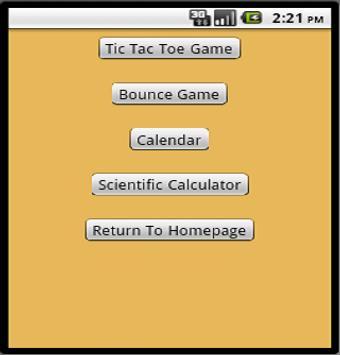 FirstApp screenshot 2