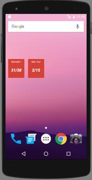 MTL Bixi Widget screenshot 1