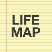 Life Map icon