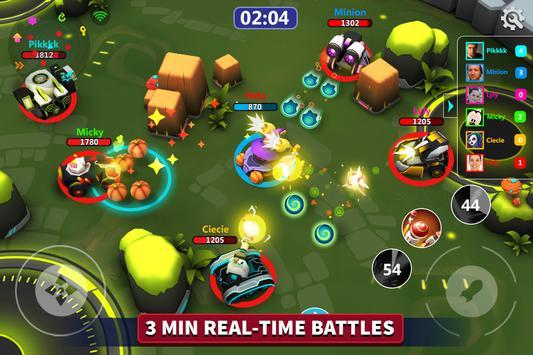 7 Schermata Tank Raid