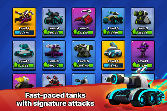 Tank Raid screenshot 10