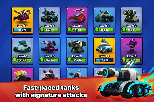 Tank Raid Ekran Görüntüsü 10
