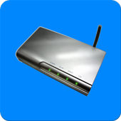 Router Setup Page أيقونة