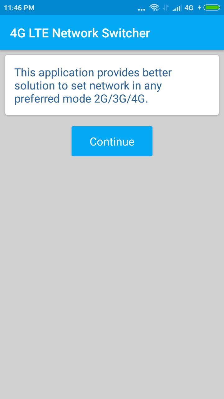 4G LTE Switch for Android - APK Download