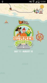 2014 OC Fair poster