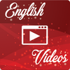 Learn English by Video-icoon