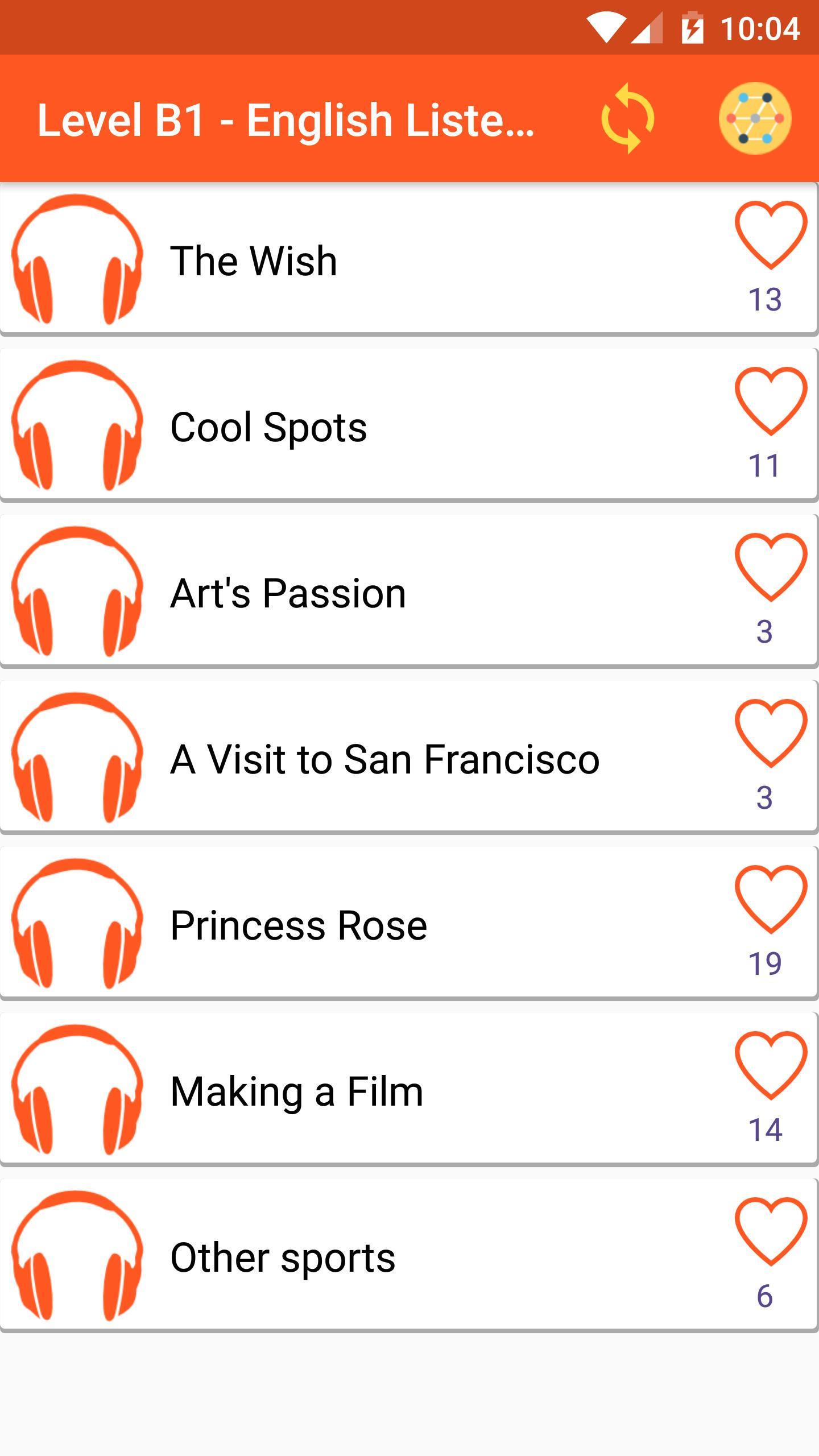 English Listening Step by Step for Android - APK Download
